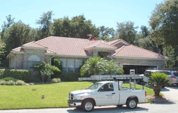 7 Carrington La Ormond Beach Tile Roof Repair Leak